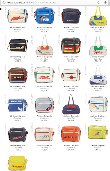 Airlines bags