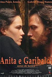 Anita e Garibaldi Poster