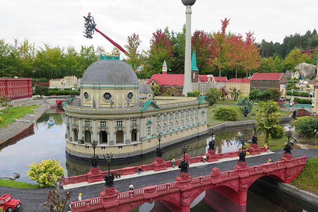 Die Museumsinsel ganz aus Lego