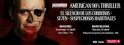 Phenomena: American 90´s Thriller.