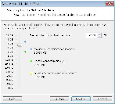 Crear máquina virtual con VMware ESXi 5 en VMware Workstation 7
