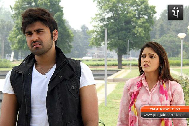 Yaar Anmulle Punjabi Film Arya Babbar and Jividha