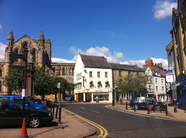 Hexhams Restaurants Pubs And Cafes Your Northumberland Guide