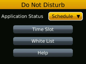Do Not Disturb v2.0