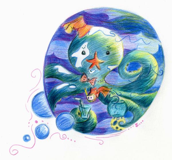 clown des océans