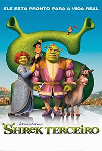 Shrek Terceiro Poster