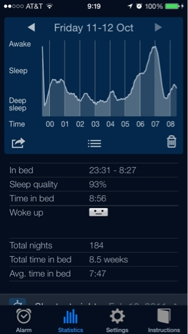 LifeRcise 101: sleep Quality - Iphone App Tells U