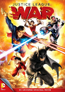 Liên Minh Công Lý: Chiến Tranh - Justice League War poster