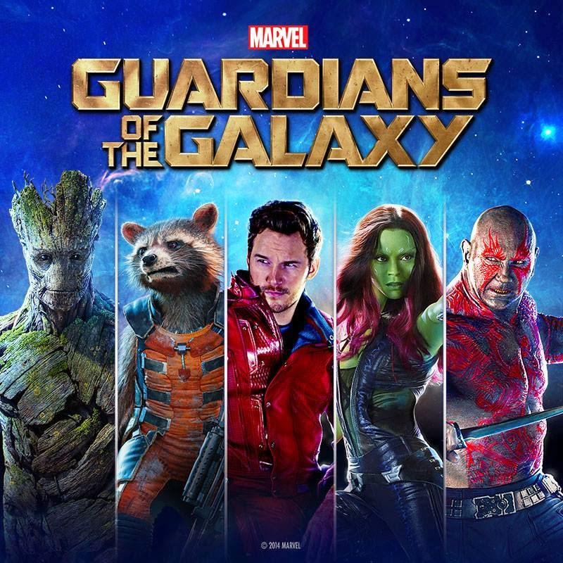【動作】星際異攻隊線上完整看 Guardians of the Galaxy