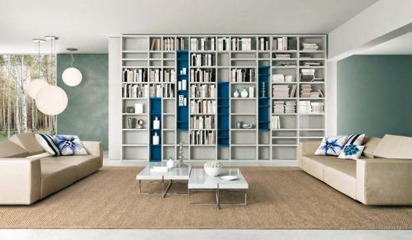Model 4 desain ruang tamu rumah minimalis kontemporer 2015