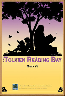 Today is Tolkien Reading Day!