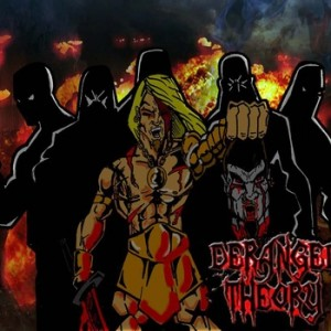 Deranged Theory - Steel Clad & Super Bad (2012)