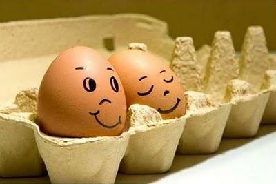 طرائف الرسم على البيض-الطرائف-منتهى