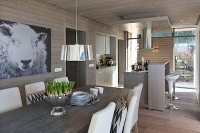 Cabin GJ 9 in Norway 7 1 Kabin Mungil Yang Beradaptasi Dengan Keadaan Lingkungan