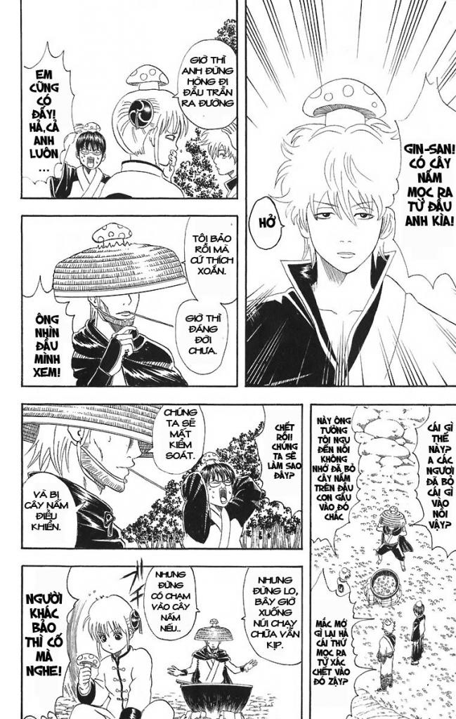 Gintama Chap 41 page 8 - Truyentranhaz.net
