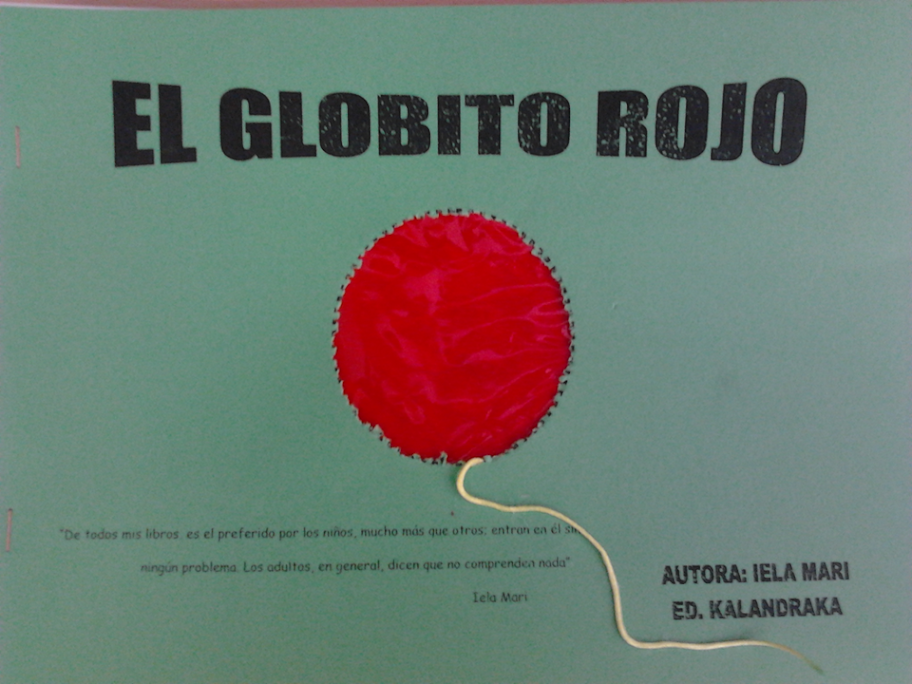 El globito rojo