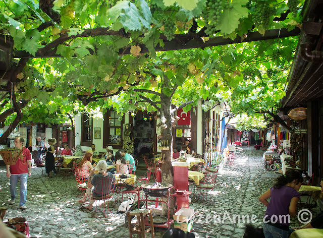 Safranbolu, Arasta Boncuk Cafe