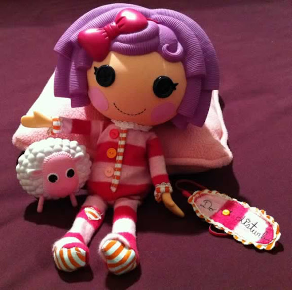 Lalaloopsy Pillow Featherbed de Vicky