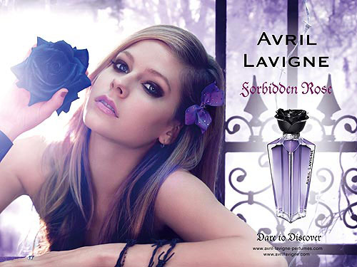 Avril Lavigne: Forbidden Rose