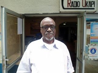 Jean Sekabuhoro, président de la coordination intercommunautaire du Nord-Kivu. Ph Kelly Nkute.