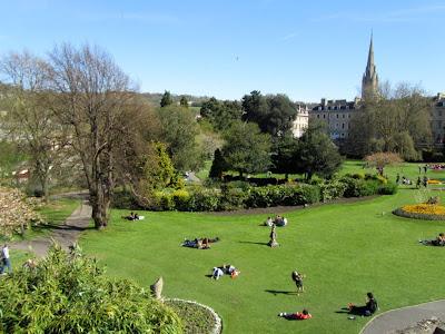 Riverside Park, Bath