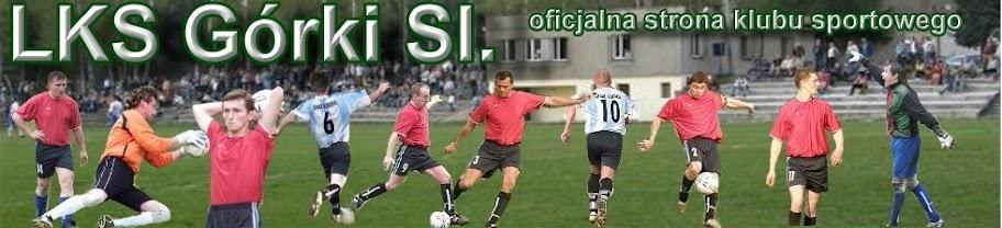 Strona klubu sportowego LKS Gorki Slaskie