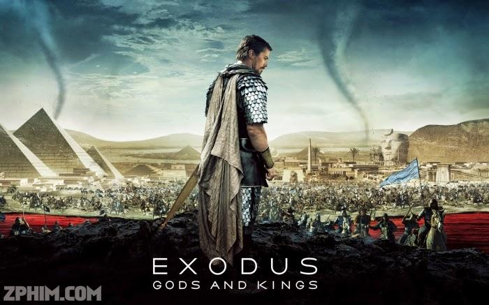 Ảnh trong phim Cuộc Chiến Chống Pha Ra Ông - Exodus: Gods and Kings 1