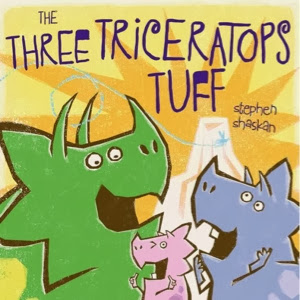 http://www.stephenshaskan.com/the-three-triceratops-tuff-by-stephen-shaskan.php