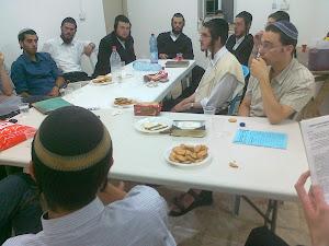 ערב לכבוד הרב שלמה קרליבך ב-שלום על ישראל ביריחו