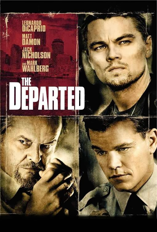 Poster Of The Departed (2006) Full Movie Hindi Dubbed Free Download Watch Online At alldownloads4u.com