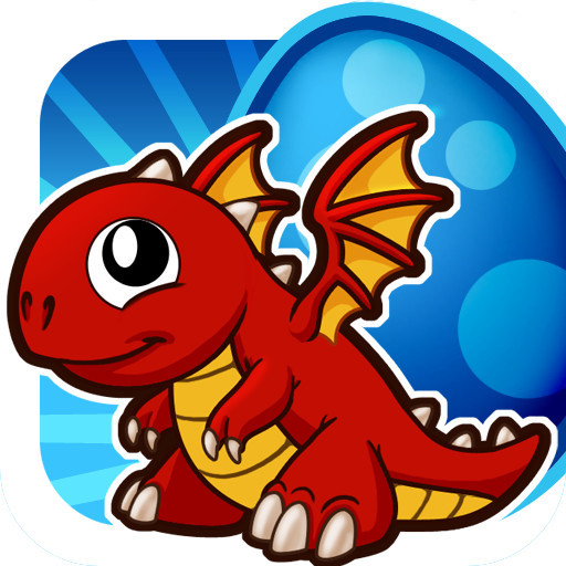 Dragonvale App Icon Dr...