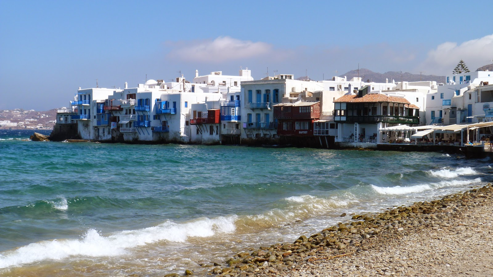 Little Venice - Mykonos