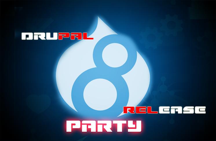 Drupal 8 Release