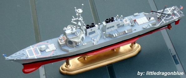 Contratorpedeiro - USS Cole (DDG-67)