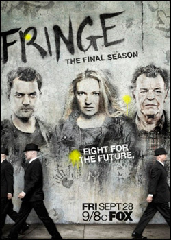 Fringe 5ª Temporada Legendado Completa