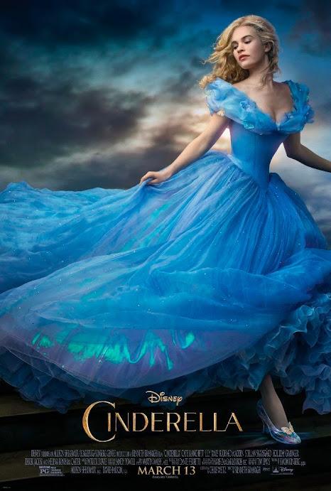 Σταχτοπούτα (Cinderella) Poster
