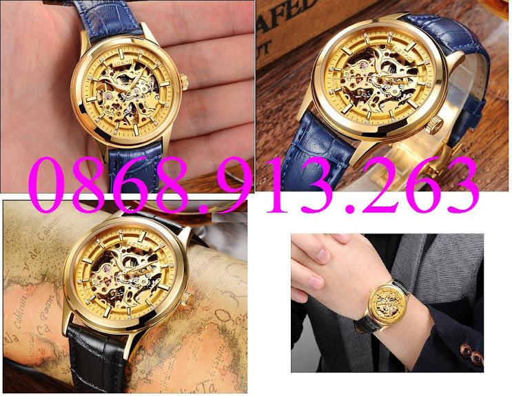Đồng hồ đôicơ Aesop 9005