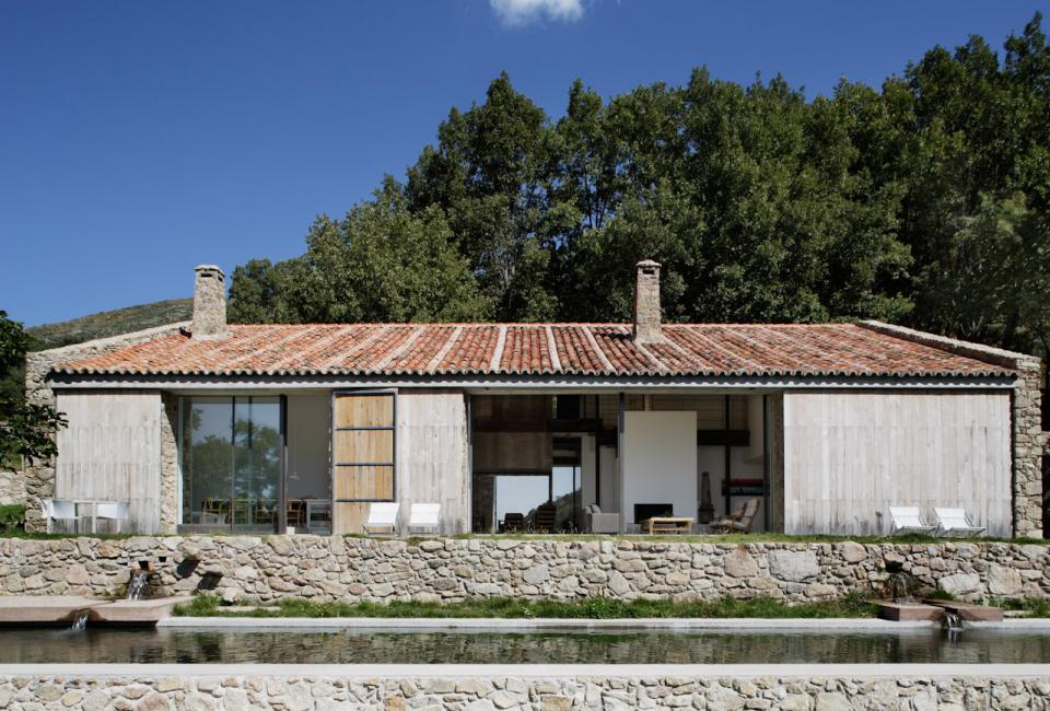 Estate in Extremadura design by Ábaton