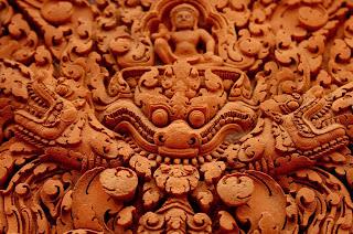 Kala, mityczna istota symbolizujaca Siwę. Chociaż bardziej przypomina jeża.