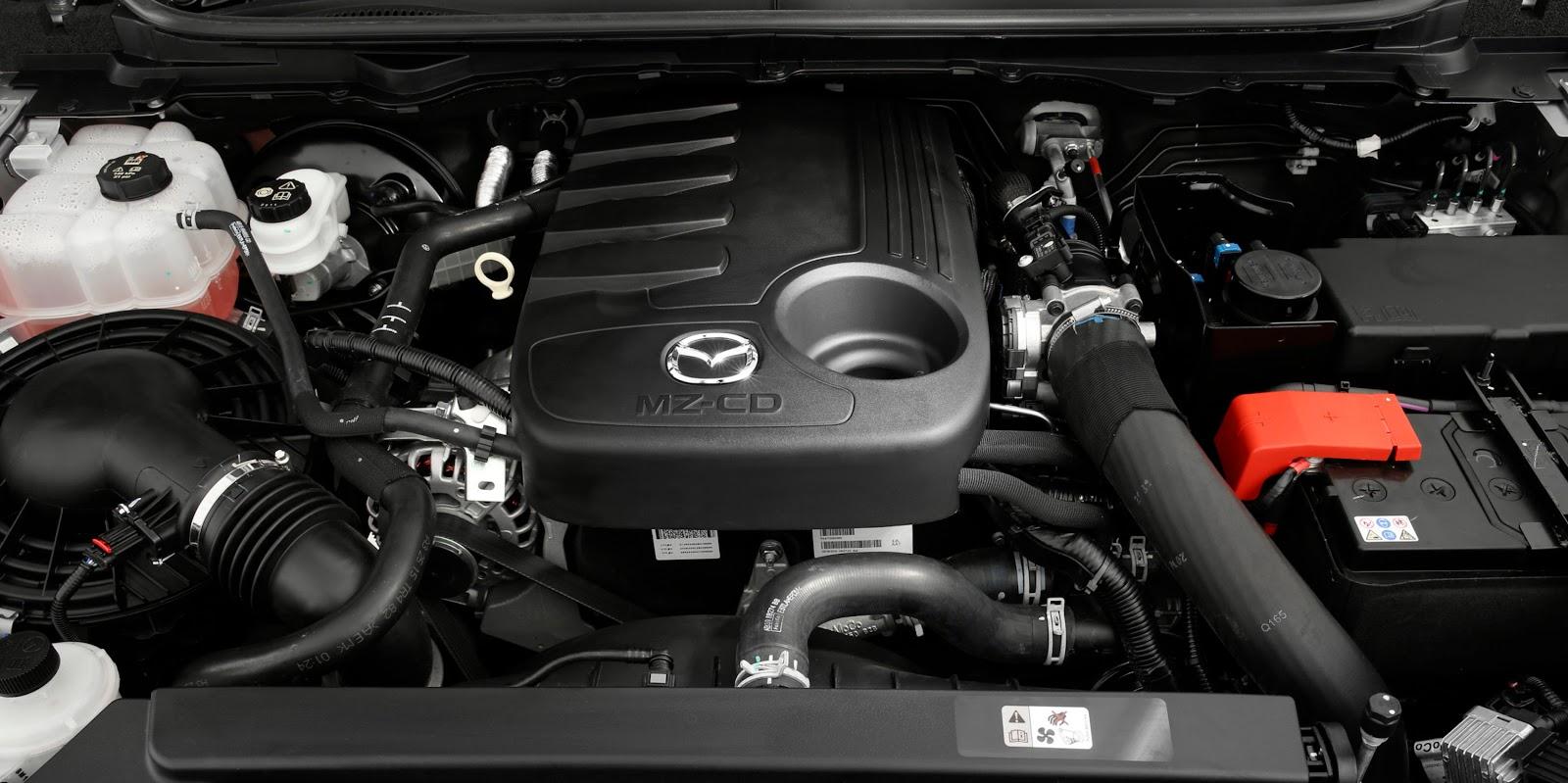 Đánh giá xe Mazda BT-50 2016