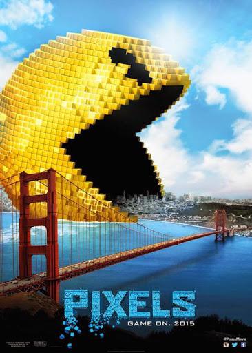 Pixeles la película que todo geek tiene que ver