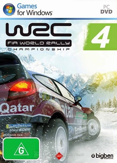 WRC 4 FIA World Rally Championship Full Tek Link
