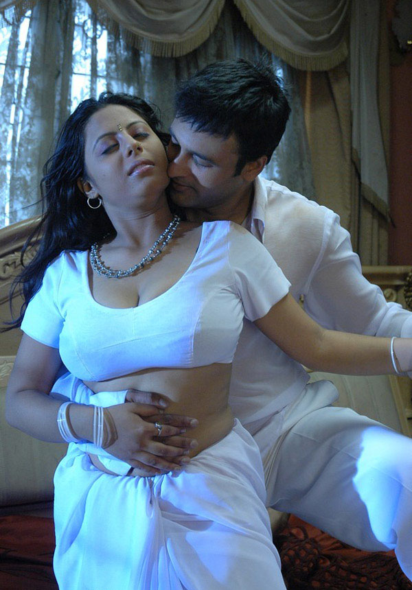 sunakshi spicy bed room stills telugu movies actors