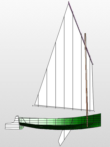 Building Meerkat, a very small catboat [Archive] - Page 2