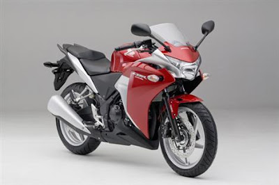 Honda CBR250R India launch images