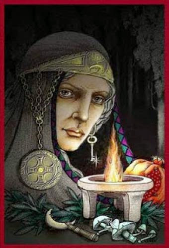 Swamp Witch Dorothy Morrisons Hexology Spell Jar