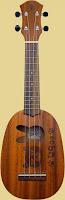 aNueNue U900 Bear Pinapple Acoustic Soprano