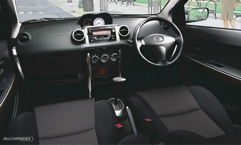 Toyota Ist Concept