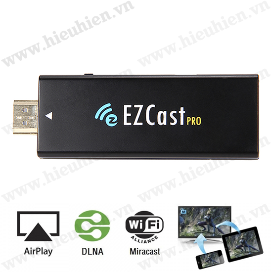 Ezcast Pro Miracast EZcast Dongle WiFi Display HDMI khong day chat luong cao Ezcast Pro 01