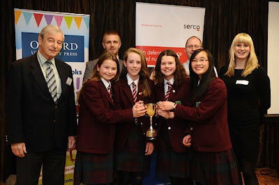George Watson's School Edinburgh - Winners of the 2011 KLQ NF 2011